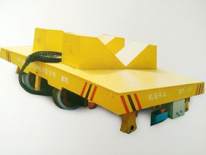 Scrap Transfer Cars with Special Lifting Device (KPT-5T) pictures & photos