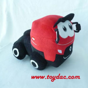Plush Volvo Truck Toy pictures & photos