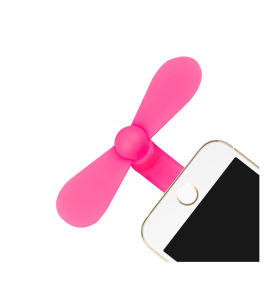 China Product USB Mini Fan for iPhone pictures & photos