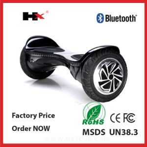 Factory Price Bluetooth 2 Wheels Electric Hoverboard for Kids and Adult pictures & photos