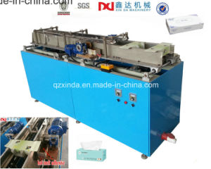 Semi-Automatic Tissue Paper Sealing Packaging Machine pictures & photos