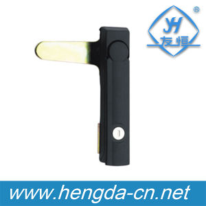 Yh9507 Cabinet Electric Closet Door Push Button Design Rod Control Security Lock pictures & photos