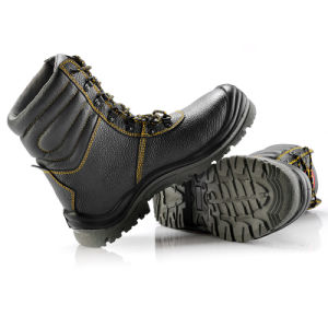 Steel Toe Safety Boots (H-9023) pictures & photos