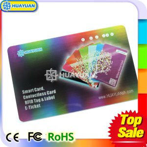 Cashless payment MIFARE DESFire EV1 8K contactless smart card pictures & photos