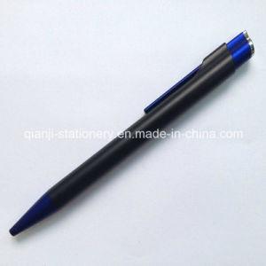 Black Promotional Plastic Pen (P1021C) pictures & photos