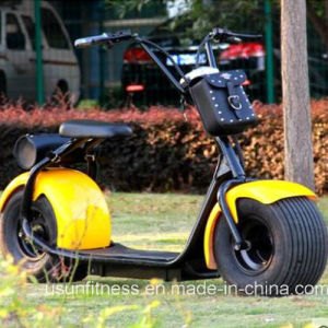 Cheap Popular Two Wheel Electric Scooter with Bluetooth pictures & photos