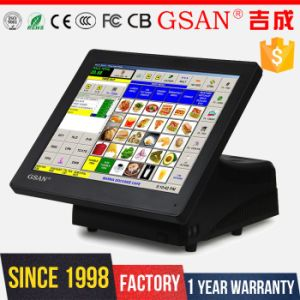 15 Inch Touch Cafe POS Touch Screen Bar POS pictures & photos