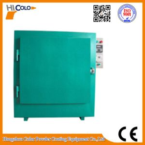 Small Portable Electric Powder Paint Curing Oven pictures & photos