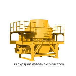 High Efficiency Vertical Shaft Impact Crusher for Sand Making Plant pictures & photos
