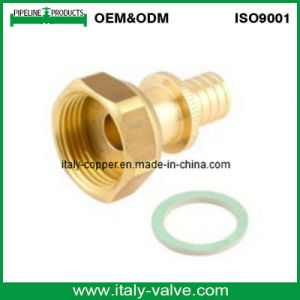 Brass Adaptor Union for Hose Pipe (PEX-011) pictures & photos
