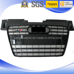 "Black Front Bumper Grille Guard for Audi Tts 2006-2013"" pictures & photos"