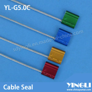 Super Security Container Logistics Adjustable Cable Seals pictures & photos
