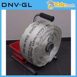 Dnv. Gl Certified Polyester Woven Strap Lashing pictures & photos