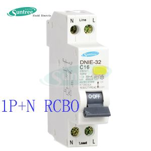 Electrical Circuit Breaker DC MCB or AC MCB pictures & photos