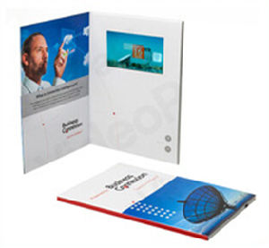 2.4/2.8/3.5/4.3/5/7 Inch LCD Video Greeting Card for Advertisement pictures & photos