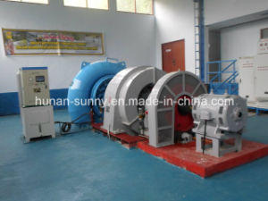 Francis Hydro (Water) Turbine Generator/ Hydroturbine/ Hydropower pictures & photos