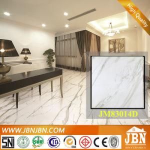 Carrara Polished Porcelain Tile (JM83014D) pictures & photos