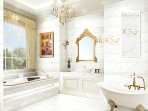 Bathroom Insulating Porcelain Tile pictures & photos