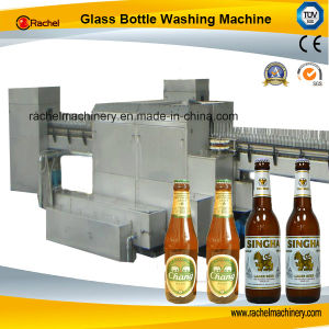 Automatic Glass Bottle Rinsing Line pictures & photos