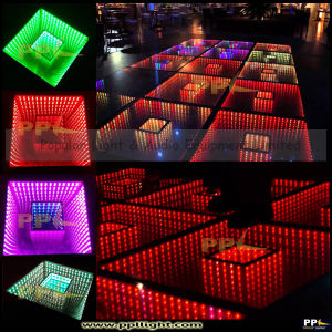Speical Tampered Glass LED Dance Floor pictures & photos