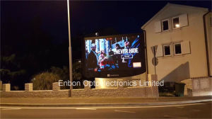 P6 Outdoor Advertising LED Display with 3G Remote Control System pictures & photos