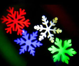 Snowflake LED Christmas Lights, Christmas Decorations White Lights Projector Outdoor pictures & photos
