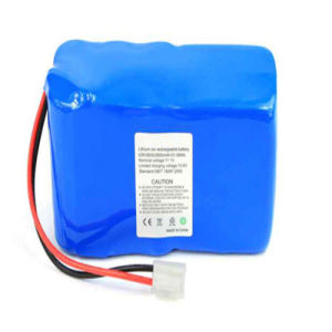 Rechargeable 7.4V Li-ion Battery Pack for Wheels pictures & photos