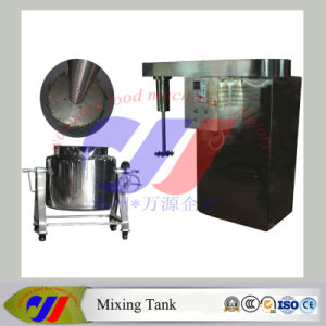 Hydraulic Lift High Speed Dispersing Mixer (stainless steel disperser) pictures & photos