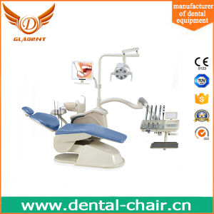 Ce/ISO Approved Hot Sale Medical Computer Controlled Integral Dental Chair pictures & photos