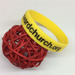Promotional Products Customize Silicone Fashion Bracelet pictures & photos