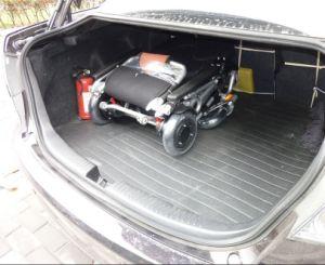 Electric Wheelchair Power Wheelchair Hz2015-007 pictures & photos