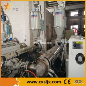 PP/PE/PVC Double Layer Corrugated Pipe Production Line pictures & photos