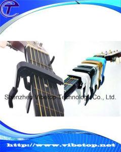 OEM Hot-Sale CNC Color Guitar Capo (VGC-05) pictures & photos