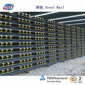 Light Rail Steel Rail (GB6KG/GB9KG/GB12KG/GB15KG/GB22KG/GB30KG/8KG/18KG/24KG/) pictures & photos