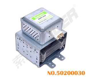 Suoer High Quality 700W Microwave Oven Magnetron with Lowest Price (50200030-7 Sheet 8 Hole-700W-(2M291-M32)) pictures & photos