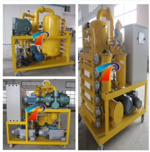 Onsite Transformer Maintenance of Insulating Oil Processor Machine (ZYB-100) pictures & photos
