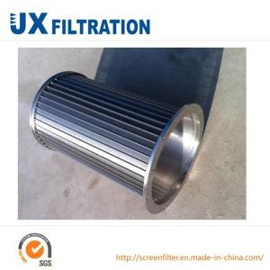Flange Wedge Wire Cylinder Manufacturer pictures & photos