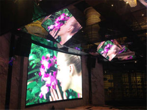 Full Color Indoor LED Video Wall with High Quality (P6mm) pictures & photos