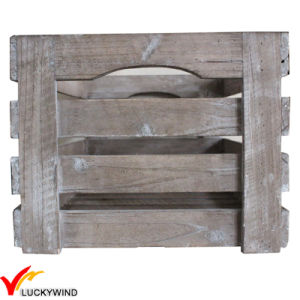 Recycle Wood Crate pictures & photos