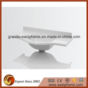 Polished Nano Crystallized Glass Stone Bathroom Vanity Top pictures & photos