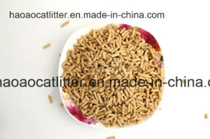 Nature Scent Wood Cat Litter (4.5mm) pictures & photos