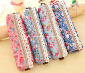 Cheap Wholesale Colorful Polyester Stationery Bag pictures & photos