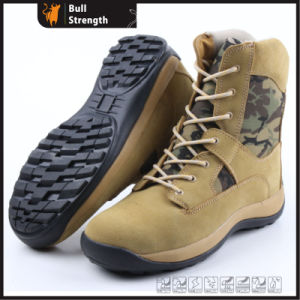 Army Safety Boots with Rubber Sole (SN5187) pictures & photos