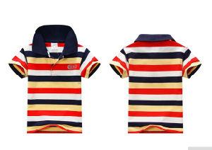 Children′s Short Sleeve T-Shirt for Promotion