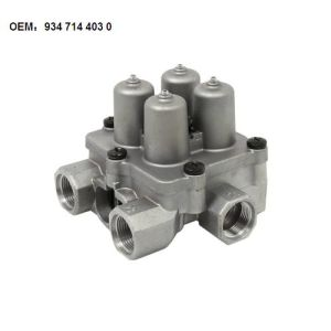 9347144030 Multi-Circuit Protection Valve for Truck pictures & photos