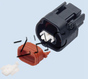 2 Pin Auto/Car Parts-Plastic Connectors (01052)