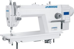 Highly Integrated Mechatronic Computerized Direct Drive Lockstitch Sewing Machine (JH-9800)