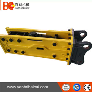 Top Type Korea Soosan Sb131 Hydraulic Hammer for 35-45 Tons Excavator pictures & photos
