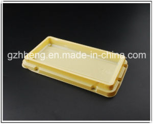 Custom Design Plastic Packing Box for Cake/Bread (clear cake packaging) pictures & photos