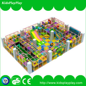 Best Sale Kids Equipment Soft Amusement Park Indoor Playground pictures & photos